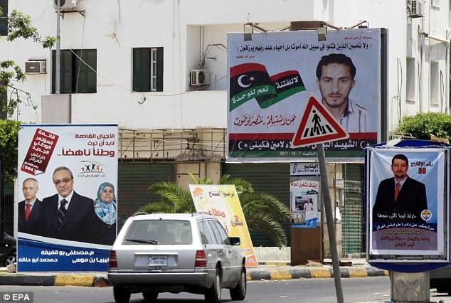 اختتام الحملات الدعائية للانتخابات الليبية