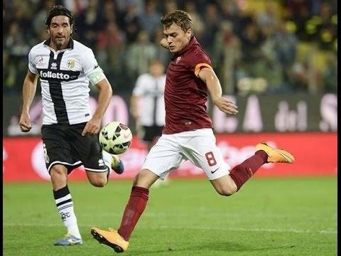 روما وبارما 2-1