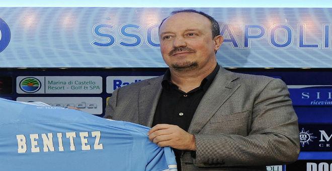 رافائيل بينيتز مدربا جديدا لريال مدريد