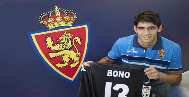 ياسين بونو يعود لفريق سرقسطة الاسباني