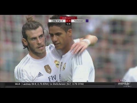 ريال مدريد- توتنهام : 2-0