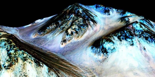 مياه المريخ
