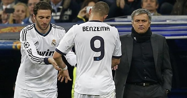 مورينيو يستهدف نجمي ريال مدريد !