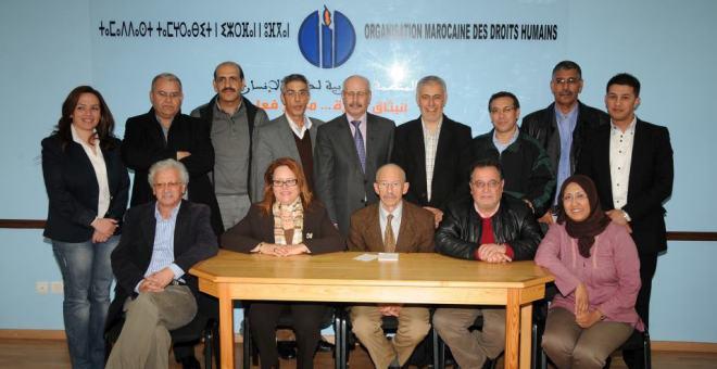 المنظمة المغربية لحقوق الإنسان تنتقد مشروع قانون هيئة المناصفة