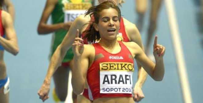 أولمبياد ريو: المغربية رباب العرافي تتأهل إلى نهائي 1500 متر