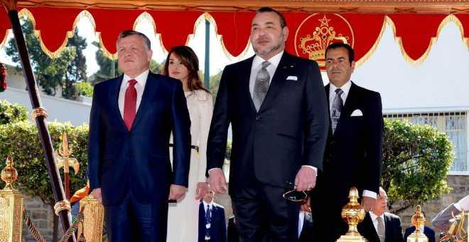 عاهل الأردن يوجه دعوة رسمية للملك لحضور القمة العربية المقبلة