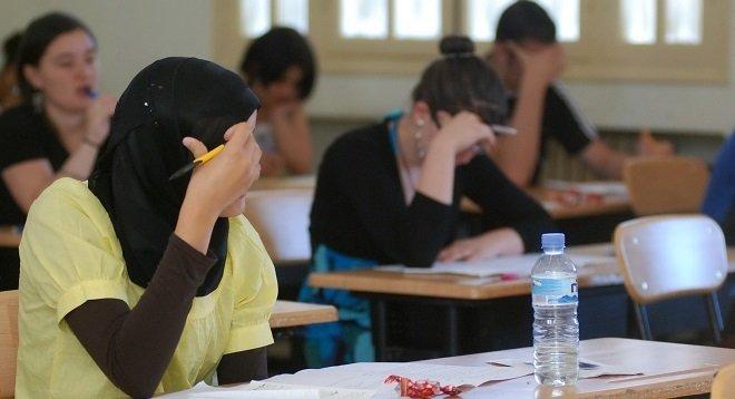 وزارة التربية: امتحانات الباكالوريا مرت في ظروف جيدة وحالات الغش تراجعت
