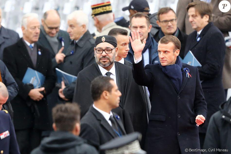مشاركة الملك في ''احتفالية باريس'' تلفت انتباه العالم لحرصه على السلام